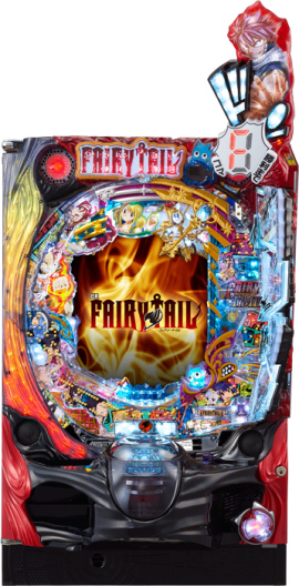 FAIRY TAIL 筐体